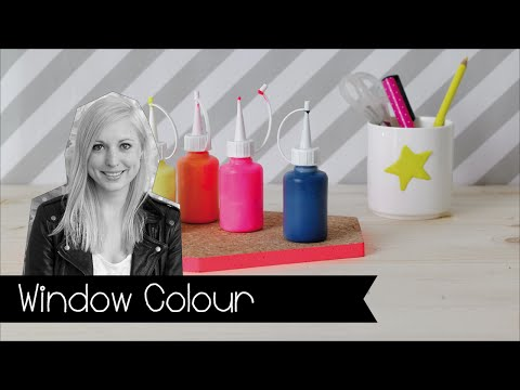 Window Color – Fensterfarben
