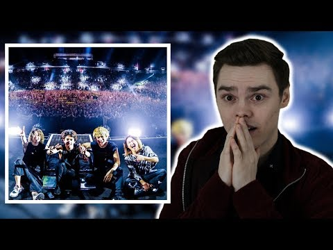 NEVER Listened to ONE OK ROCK - LIVE   Reaction