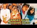 TOP 10 UNKNOWN FACTS About Sanjay Dutt | SANJU movie 2018