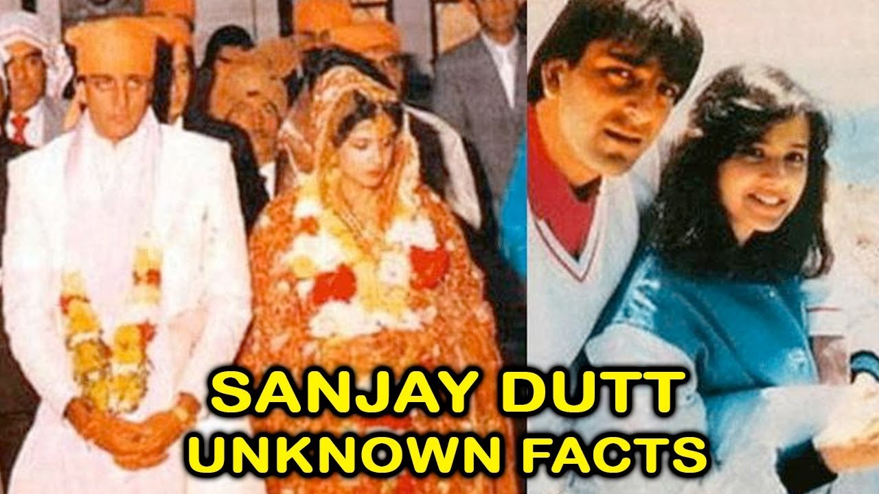 TOP 10 UNKNOWN FACTS About Sanjay Dutt | SANJU movie 2018 ...