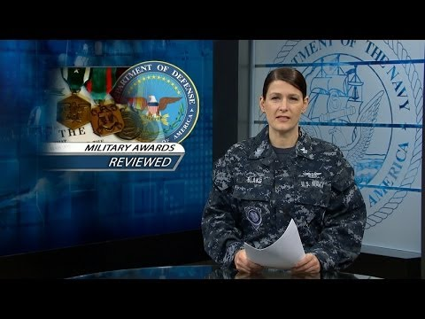 Military Awards Reviewed