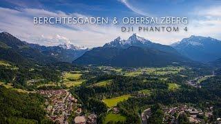 BerchtesgadenObersalzberg DJI Phantom 4 Drone 4K Cloud Surfing 20161945