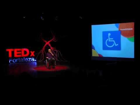 Inclusão e acessibilidade: Flávio Arruda at TEDxFortaleza
