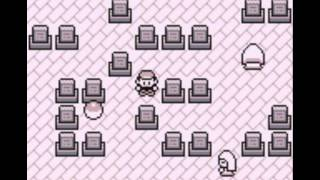 Pokemon Blue Walkthrough Part 29: Do You Believe in Ghosts?