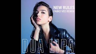 Dua Lipa - New Rules (Fabio Vee Remix) Video