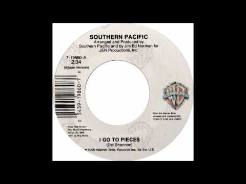 Southern Pacific - I Go To Pieces - Excellent Mid-Tempo Acapella