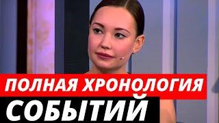 Полная хронология событий до визита Софии Конкиной в фитнес клуб