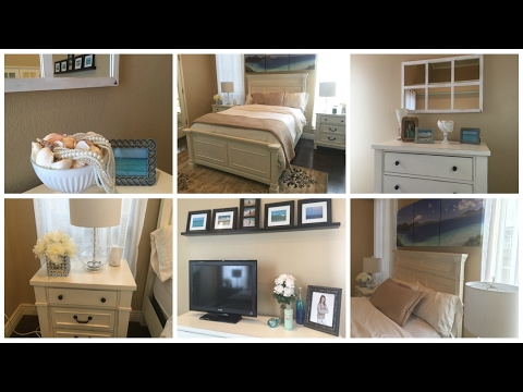 Images of beach themed rooms