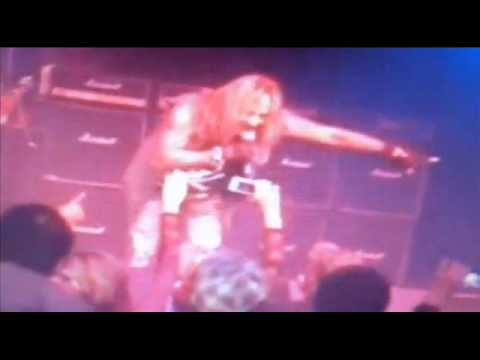 MOTLEY CRUE'S Vince Neil Tries to Punch Fan -- New GENERATION KILL -- New Suffocation -- Finntroll