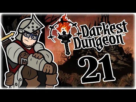 The Fishmen | Part 21 | Let's Play Darkest Dungeon: Radiant Mode | Radiant Mode Gameplay