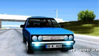 GTA San Andreas - Murat 131 Şahin | Mods/Modification