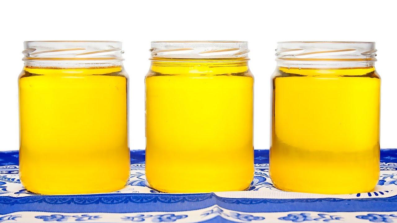 Топленое масло в домашних условиях, рецепт масла гхи – Коллекция Рецептов