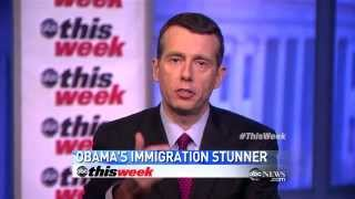 David Plouffe on New Obama Immigration Policy: Immigration Change
