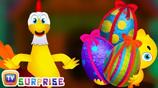 Birthday Surprise Gone Wrong | Easter Surprise Eggs Funny Cartoon Shows for Kids | ChuChu TV