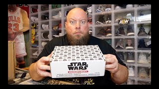 JUNE 2019 STAR WARS Smuggler's Bounty DARTH VADER Mystery Subscription Box + Exclusive FUNKO POP