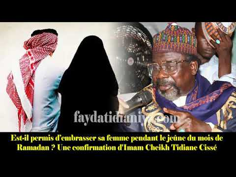 prophete flirter avec sa femme pendant le ramadan