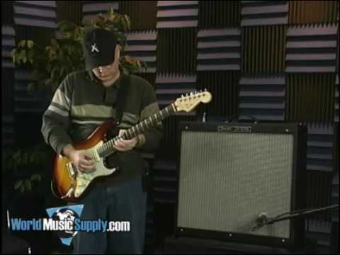 Fender Hot Rod Deville 410 Amp Demo