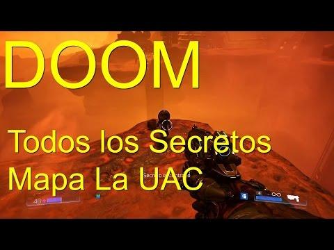 DOOM (2016) Misión #1: SECRETOS, Mapa Clásico, Coleccionables y Mejoras