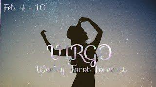 VIRGO DON39T PUSH AWAY YOUR BLESSING PSYCHIC TAROT FORECAST FEBRUARY 4 10