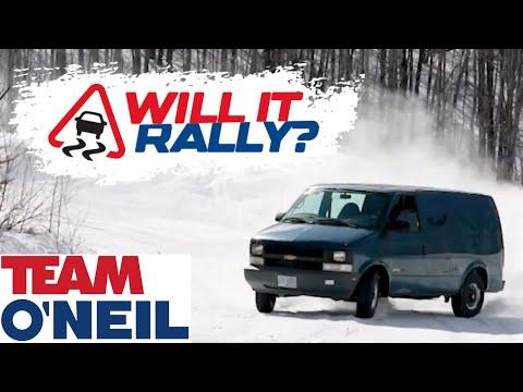 Chevy Astro Van: Will It Rally?