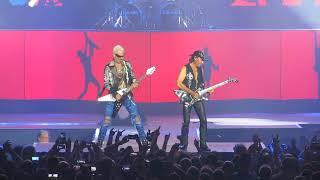 Scorpions Make It Real Ostrava 6 06 2018