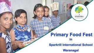 Best International School | Sparkrill International School Food Fest