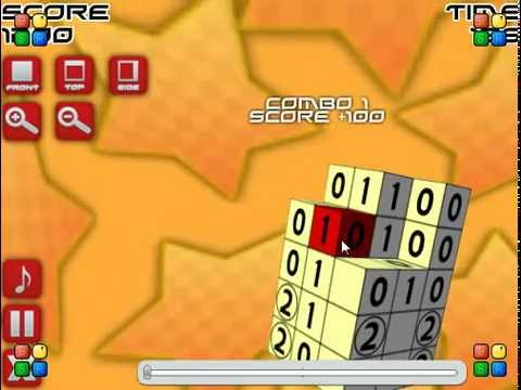 Picross 3d online game