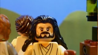 LEGO The Miraculous Catch of Fish