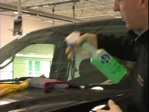 Exterior Car Detail Tips : Car Detailing: Tree Sap