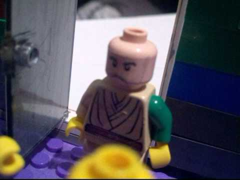 Lego animation - Bill Cosby - To Russel, My Brother, Whom I Slept With