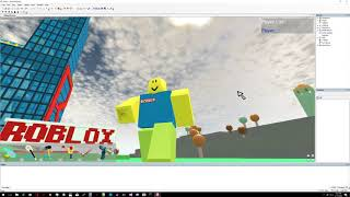 Roblox 2006 Bloom Effect