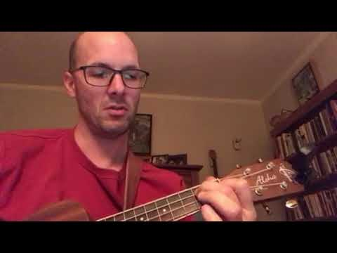 Whiskey River (Willie Nelson) Ukulele Tutorial and Cover