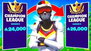 2000 Arena Points In A Day! (Fortnite Arena Gameplay) (Season 6)