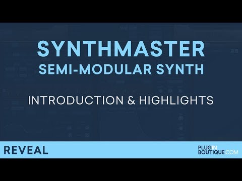 SynthMaster 2.9 by KV331 | Review of Top Features | Semi-Modular Soft Synth