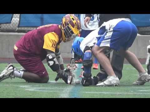 FDA Lacrosse vs Brooklyn Tech 2016