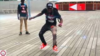 Them Rej3ctz : Jerkin in Paris (Shout out to cliff savage ,Vlado footwear & Jerkaholics)