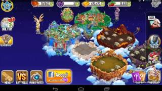Chi aveva piú successio DRAGON CITY O CLASH OF CLANS (ALLA FINE HA VINTO DRAGON CITY)