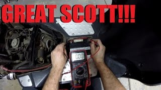 Scooter Won't Start? Operation get this GY6 running!!