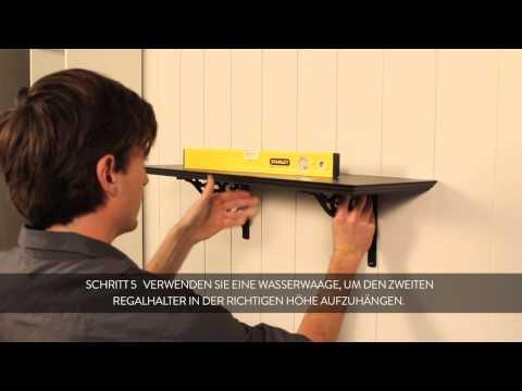 how-to:-einen-klassischen-duraline-regalhalter-an-der-wand-montieren---deutsch