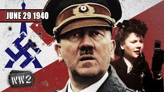 Hitler ❤️ Paris - WW2 - 044 - June 29 1940