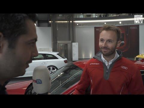 Traumberuf Rennfahrer: René Rast im Interview