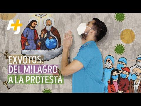 Los exvotos mexicanos
