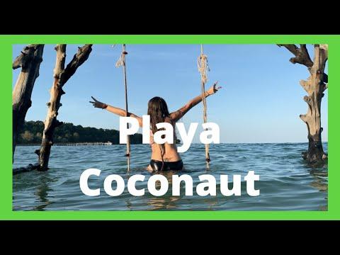 Koh Rong. Playa de Coconaut. vídeo 2 de hoy Rong.