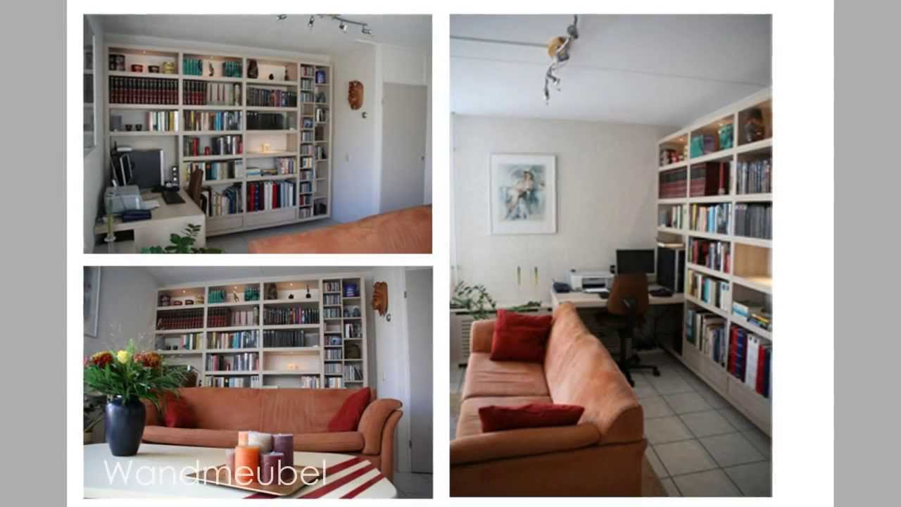 Keuken Met Boekenkast : Multifunctionele boekenkast volgens eigen ontwerp youtube