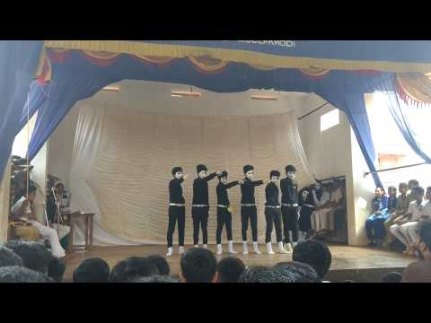 Funny Mime - First Prize -  IMNSGHSS MAYYIL KANNUR 2K16