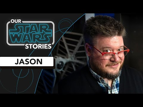 Jason Eaton and His Incredible Star Wars Models   Our Star Wars Stories