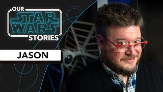 Jason Eaton and His Incredible Star Wars Models | Our Star Wars Stories