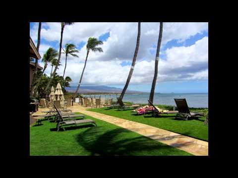 Maui Oceanfront Condo Rental - B5 Kihei Sands