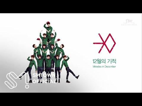 EXO 엑소 'Miracles in December' Highlight Medley (Korean Ver.)