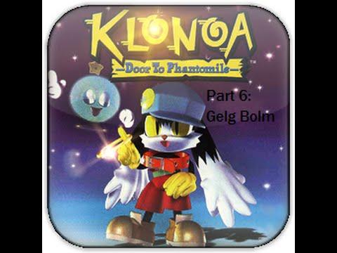 Klonoa: Door to Phantomile (1997,PSONE) Part 6: Boss Battle: Gelg Bolm.